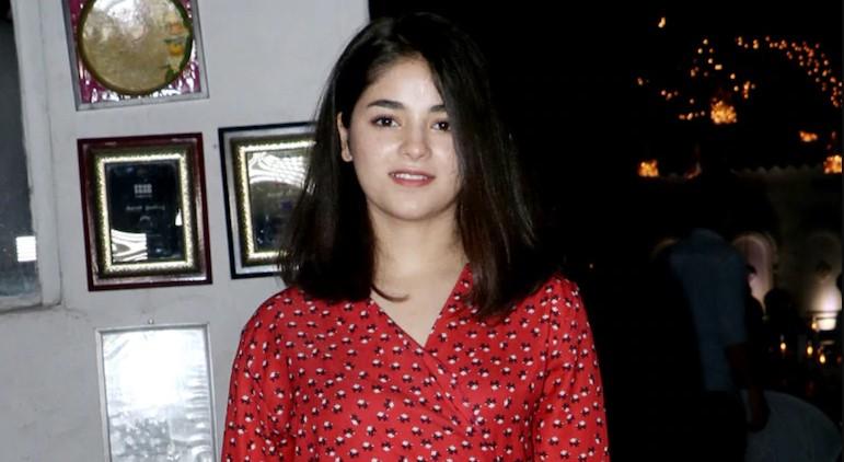 Zaira Wasim Height, Weight, Age, Wiki, Biography, Family, Boyfriend, Husband