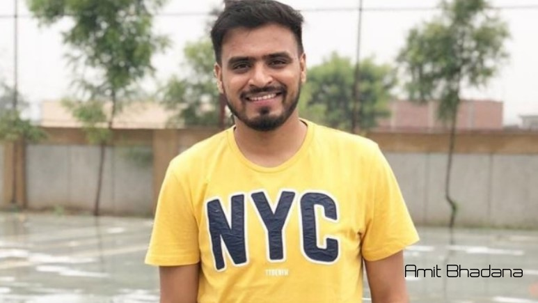 Amit Bhadana Height, Weight, Age, Wiki, Biography, Family, Girlfriend, Wife and mo