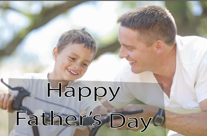 Happy Father's Day 2019 Wishes, Massage, Quotes, Picture, Image and Greetings cards.