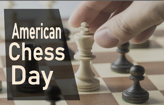 American Chess Day Picture, Image, quotes, massage, wishes , facebook/whatsapp status and greetings cards
