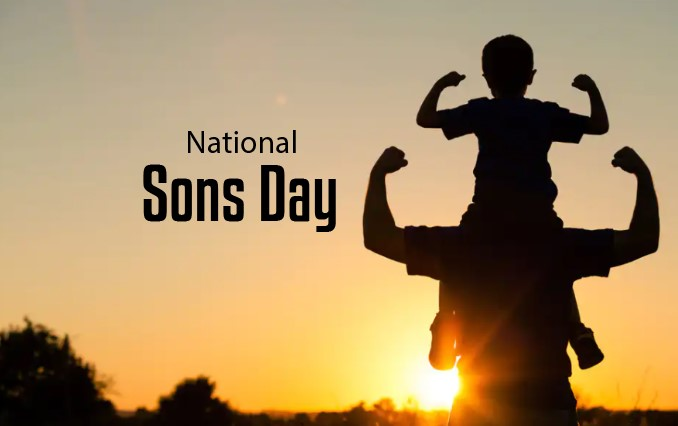 Sons Day, National Sons Day, Sons Day 2021