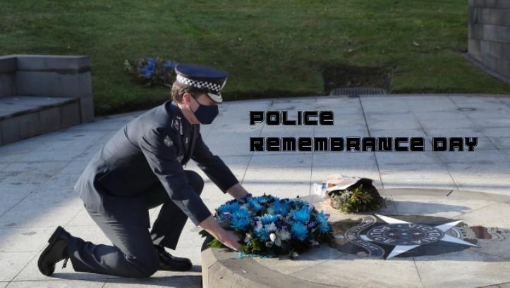 Police Remembrance Day, Police Remembrance Day 2021