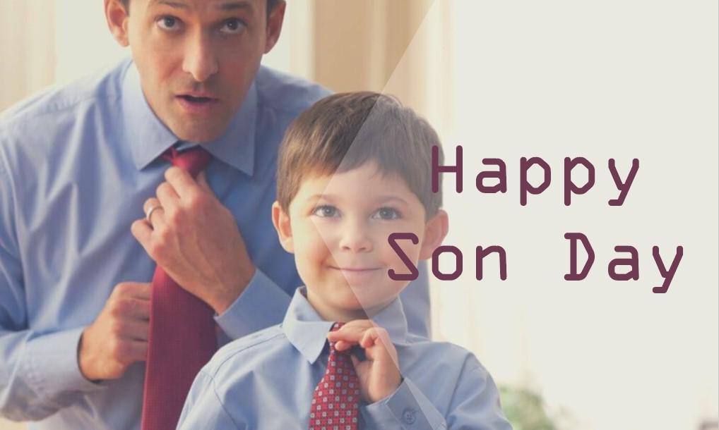 Son day, Son day 2021, happy Son day, Happy son's day 2021