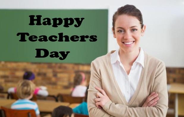 Happy Teachers Day 2019