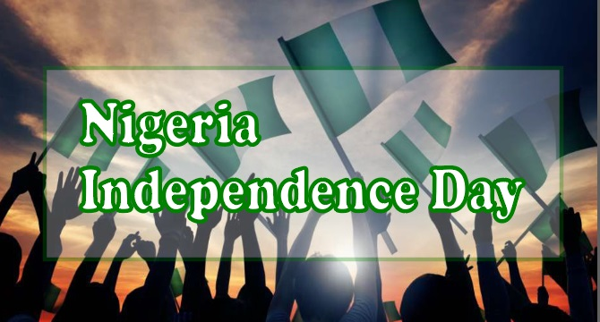 Happy Nigerian Independence Day 2019 Wishes, Images, Messages, Quotes, Pictures, Greetings, Photos, SMS, Pic & Wallpaper HD