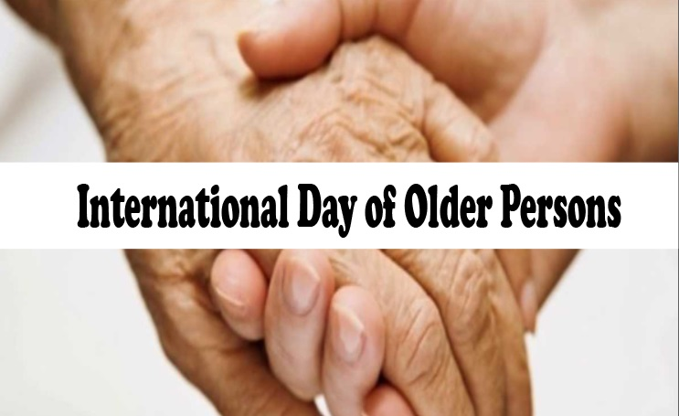 International Day of Older Persons 2019 wishes, quotes, message, poem, Status