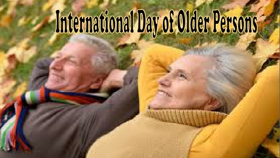 Happy Older Persons day 2019 wishes, quotes, message, poem, Status