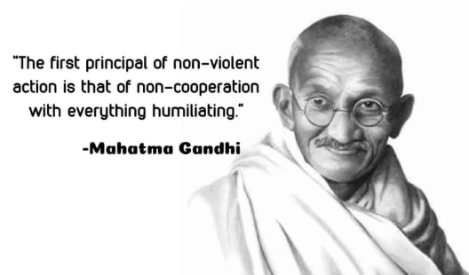 International Non-Violence day history, quotes, poem, wishes, message, slogans