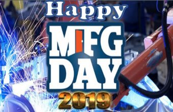 MFG Day – Manufacturing Day – October 4, 2019 United States