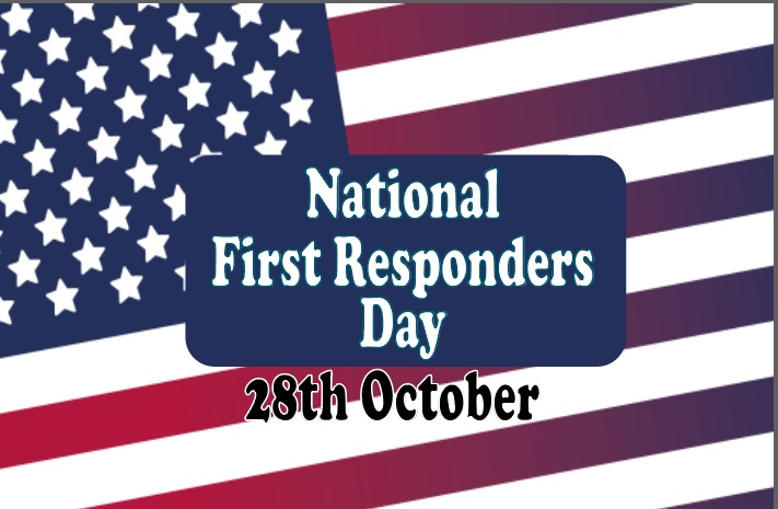 National First Responders Day history, wishes, quotes, message, SMS, Image, Picture, Poem