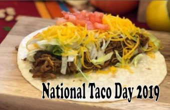 National Taco Day – National Taco Day 2019 (4th October)