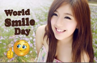 World Smile Day – Happy World Smile Day 2019 – Latest Update 4th October.