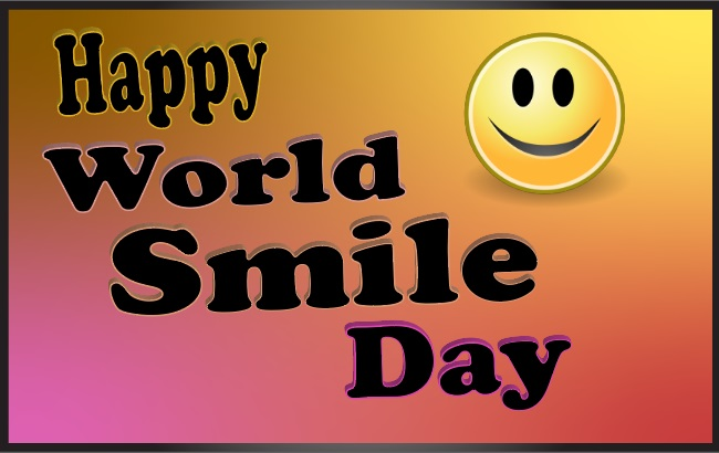 World Smile Day 2019 Messages, Wishes, Quotes, Greetings, Text, SMS & Sayings