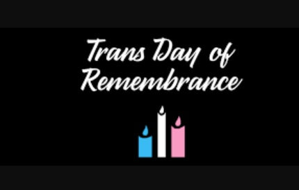Trans Day of Remembrance, Trans Day of Remembrance 2019