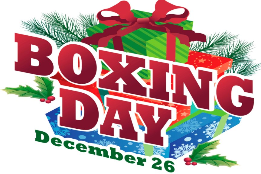 Boxing Day - Happy Boxing Day 2021(26th December) - history, quotes, wishes, Message, poem, says.