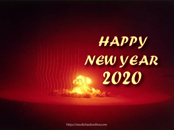 New Year 2020, Happy New Year 2020