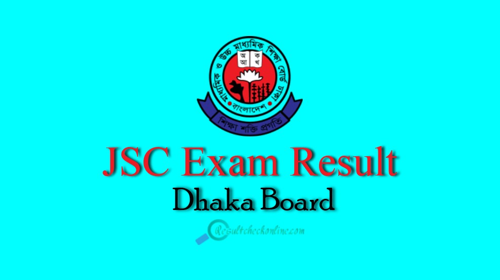 JSC Exam Result Dhaka Board, JSC Exam Result 2021 Dhaka Board
