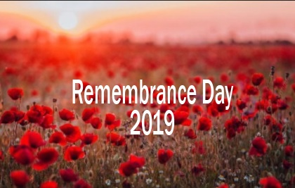 Remembrance Day, Remembrance Day 2019, Happy Remembrance Day 2019