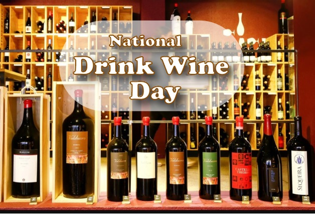 National Drink Wine day History, Wishes, Quotes, Pics, Image, poem, message, status, greeting card