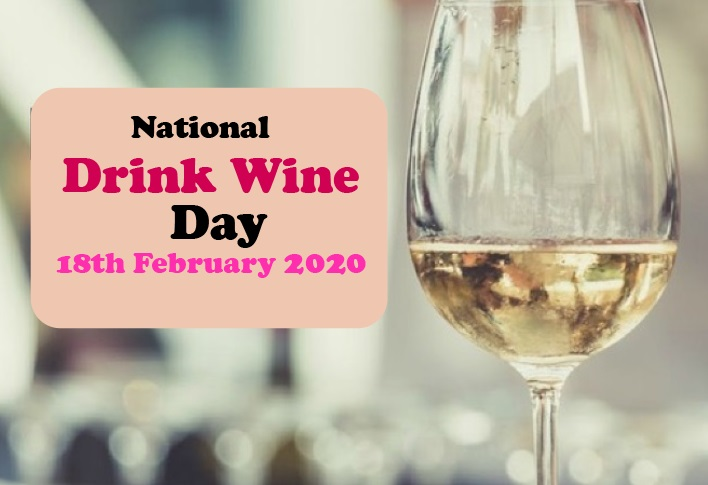 National Drink Wine day 2020 Wishes, Quotes, Pics, Image, poem, message, status, greeting card