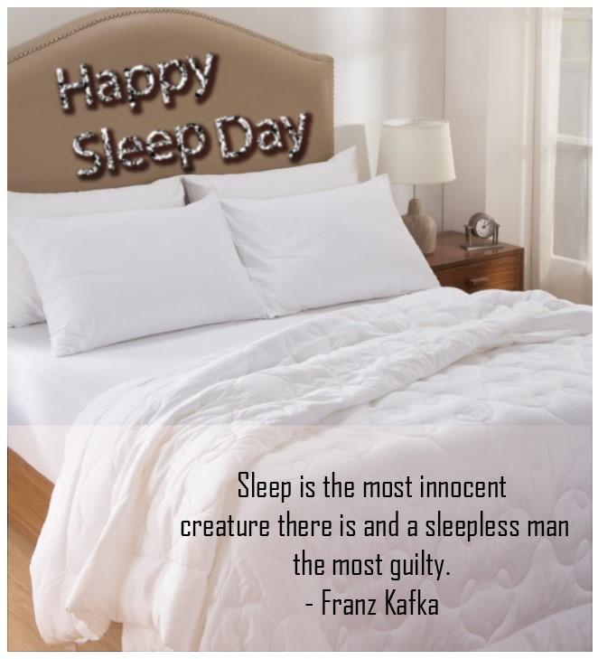 Sleep Day, sleep day 2021,  happy sleep day 2021