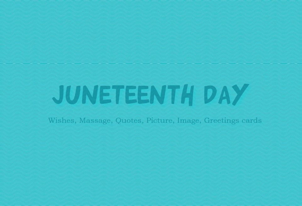 Junetenth Day