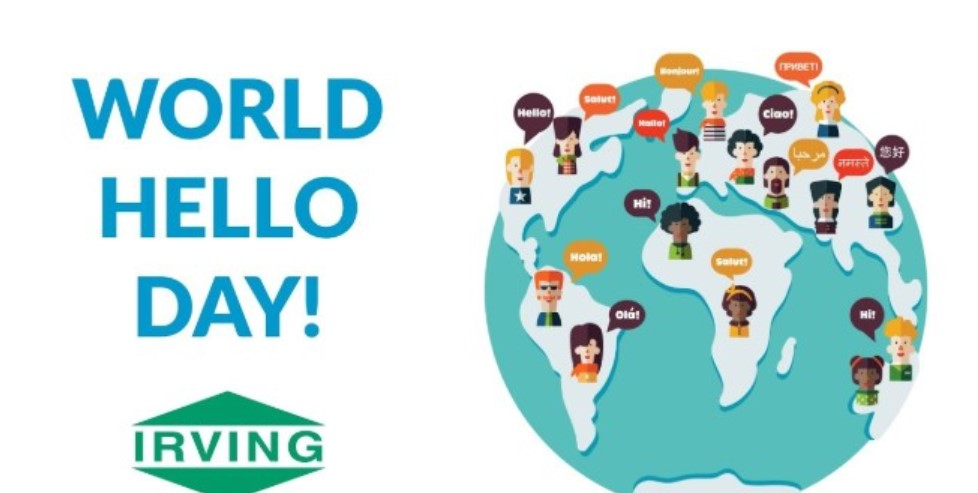 World Hello Day 2021 Wishes, Quotes, Messages, Greetings, Saying & Status