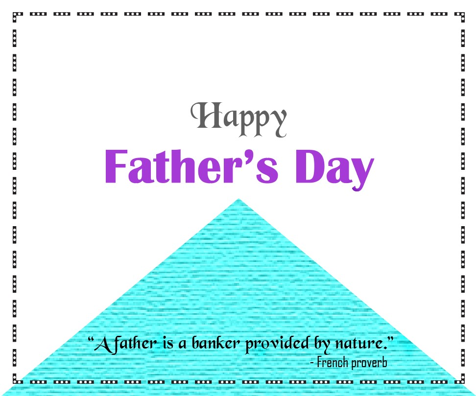 Father's day Funny and Endearing Quotes