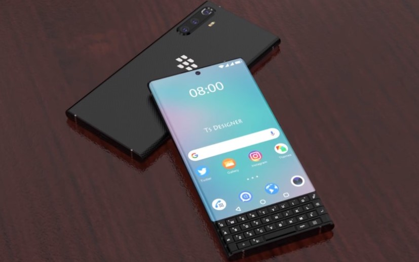 Blackberry Key3 5G 2021 Price, Release Date, Full Specifications, Feature, and Rumor!