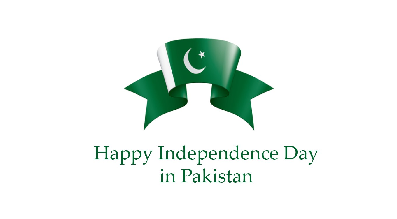 Happy Independence Day in pakistan