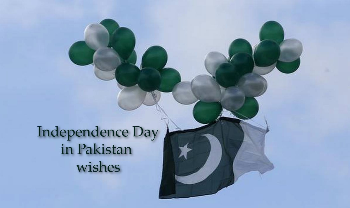 Independence Day Pakistan wishes