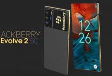 Blackberry Evolve X2 5G, Blackberry Evolve X2 5G 2021