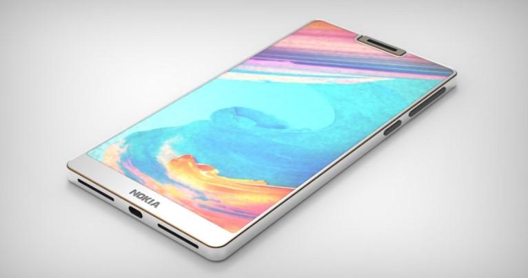 Nokia Cidar 5G Concept Phone, Nokia Cidar 5G Concept Phone 2021