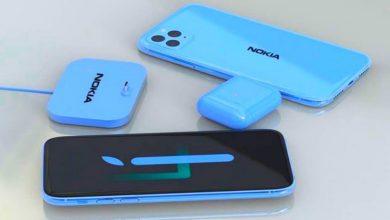 Nokia Slim X Concept Phone 5G, Nokia Slim X Concept Phone 5G 2021